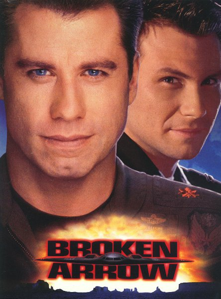 John Travolta Broken Arrow
