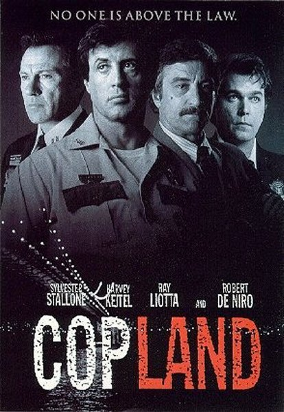 Pics For > Cop Land Poster