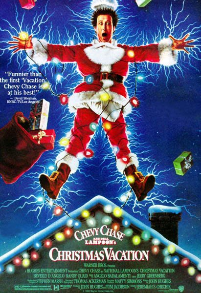 National Lampoons Christmas Vacation: Cranky Critic® Movie Poster Downloads