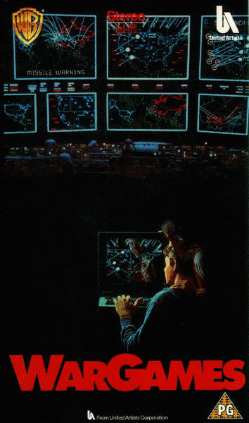 War Games Cranky Critic & 174 Movie Poster Downloads