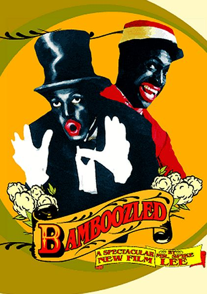 the theme of stereotypes in tv in the movie bamboozled The minstrel show stars peer into mirrors to put on exaggerated red lips a tear slips down a blackened cheek montages of minstrel images from old movies and racist toys and collectibles are devastating lee's movie raises dozens of important questions about the roles that both blacks and whites play in perpetuating racist stereotypes.