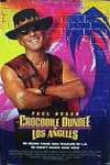 crocodile dundee in la poster