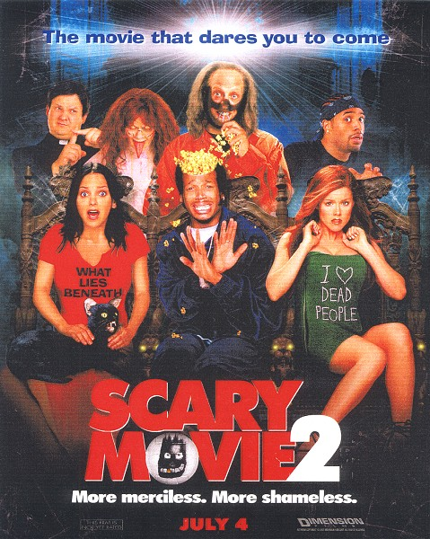 Buy movie posters ny film critics online scary movie 2