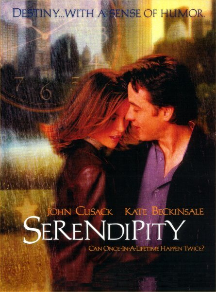 Serendipity: Cranky Critic® Movie Poster Downloads