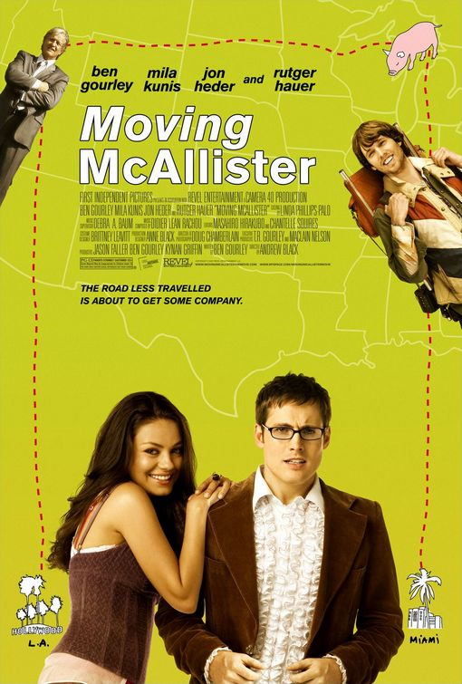 Moving McAllister