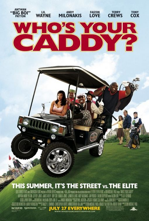 who's your caddy
