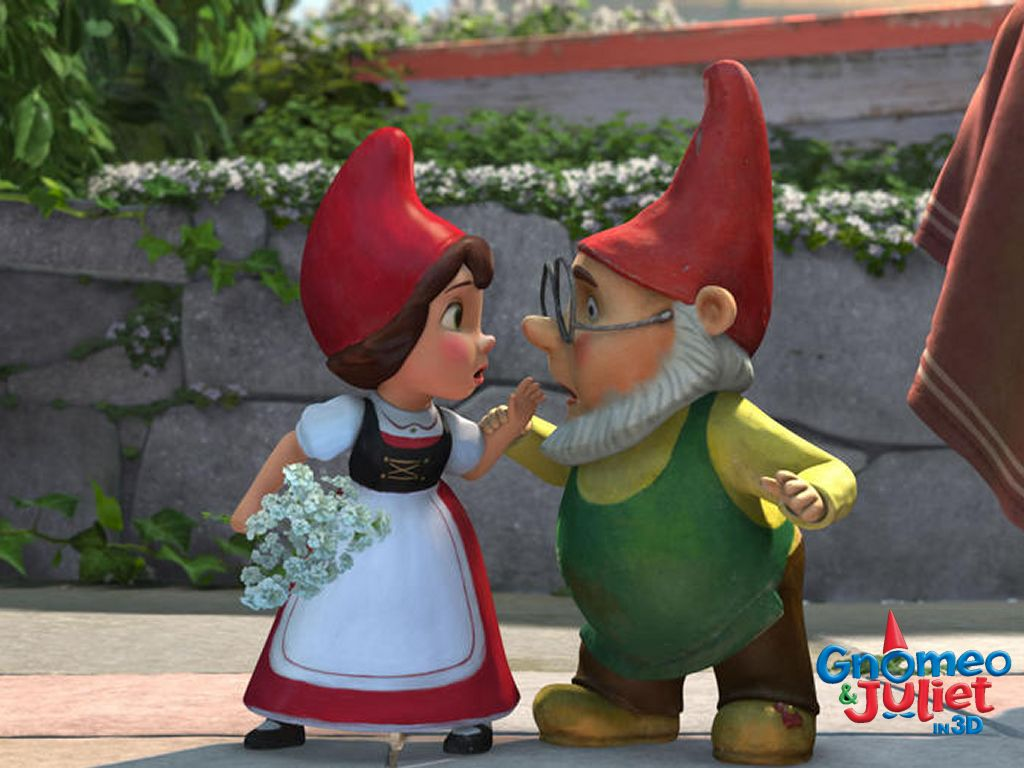 gnoomeo and juliet