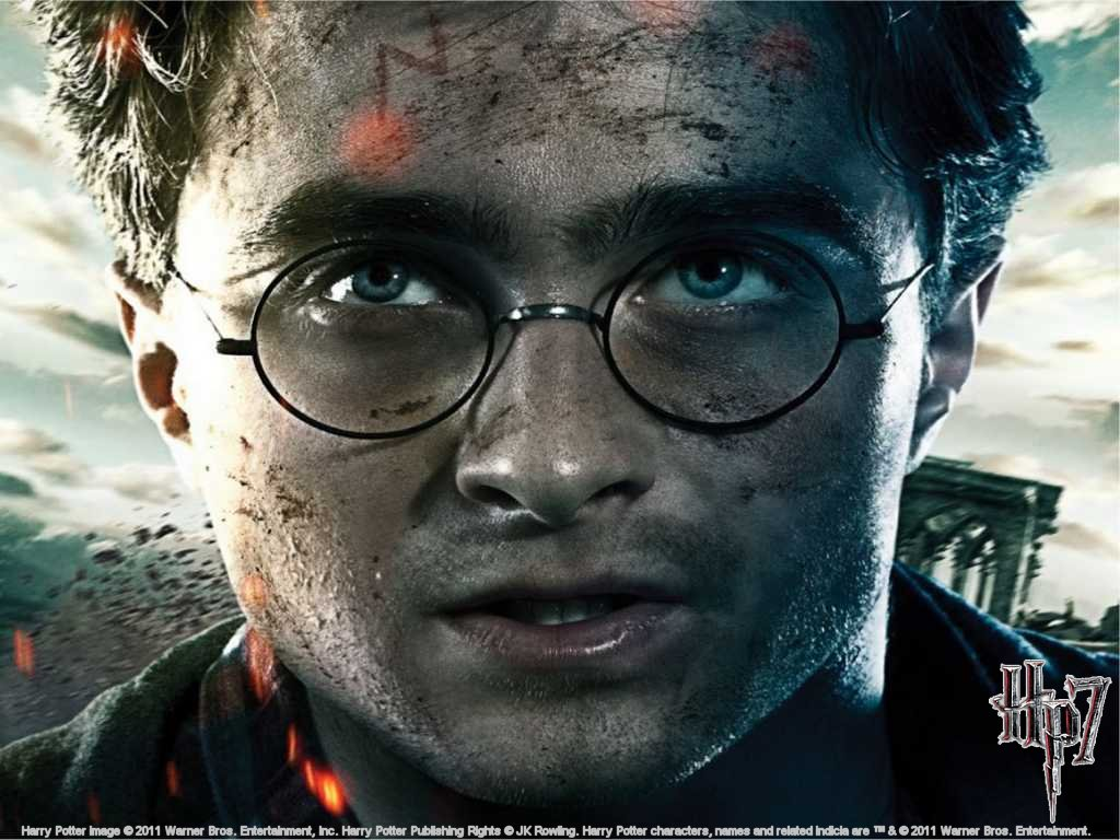 harry potter deathly hallows pt. 2