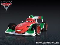 cars 2 francesco bernoulli