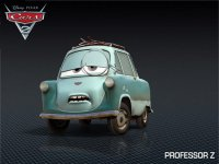 cars 2 professor z