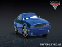 cars 2 red torque redline