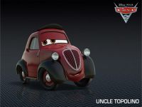 cars 2 uncle topolino