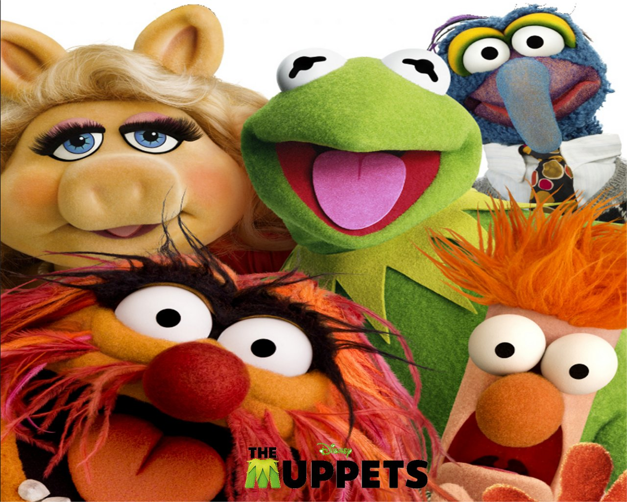 The Muppets: Cranky Critic® Movie Wallpaper Downloads