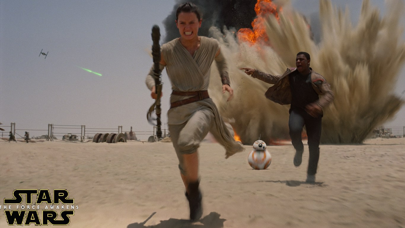 Star Wars Episode 7: The Force Awakens