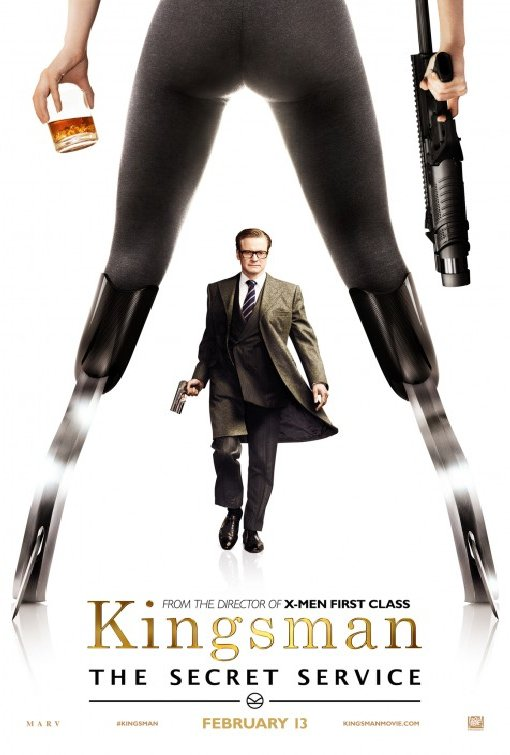 Kingsmen The Secret Service