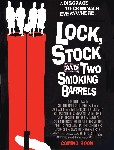 lock stock and 2 smoking barrels poster